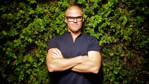 Heston Blumenthal: 'Australians are open to trying new stuff.'