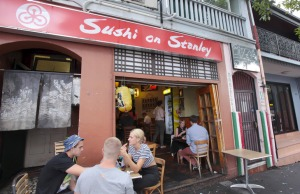 Sushi on Stanley Article Lead - narrow