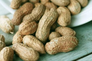 A reaction to peanuts is among the most common food allergies.