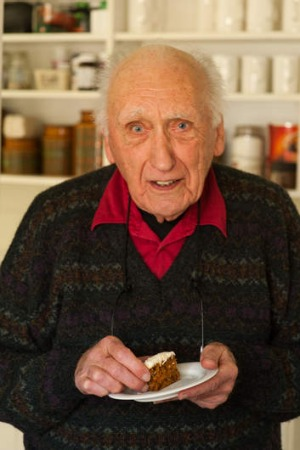 Ninety-year-old Bill Balding is missing his late wife Eleanor's excellent carrot cake. Can you help?