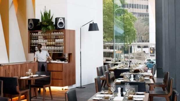 Brisbane's Bistro One Eleven is the second high-end restaurant to have closed in the city this week.