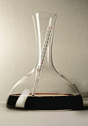 The varying climates around the world make serving wine at room temperature complicated.
