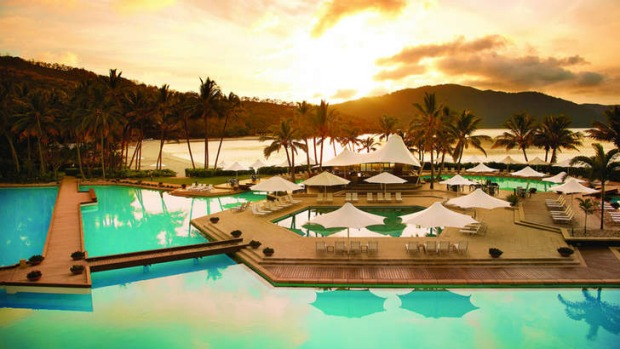 Revamp: Hayman Island to get a makeover.