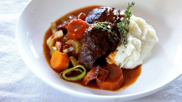 Braising is a great way to develop deep flavour and tenderness in inexpensive, tough cuts of meat.