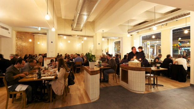 New name, new focus ... St Katherine's will re-open as Hellenic Republic Kew.