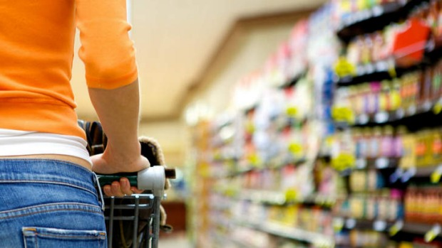 Smart shopping ... it pays to compare the labels of processed foods.
