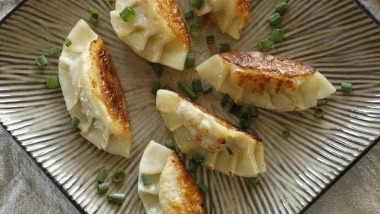 Pork Gyoza Recipe Good Food