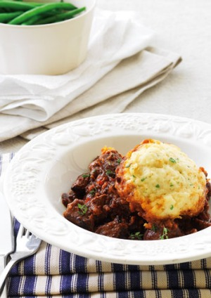 Beef Goulash With Dumplings Recipe Good Food
