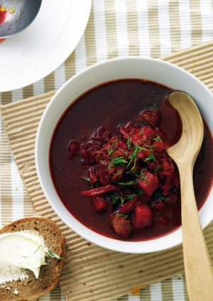 Beef Borscht Recipe Good Food