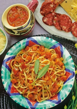 Spaghetti Napolitana Recipe Good Food