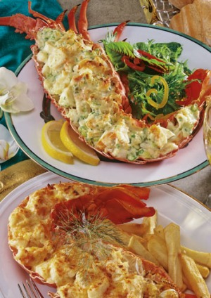 Lobster mornay Recipe | Good Food