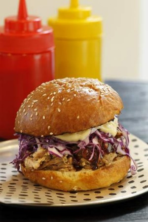 """Ideally, I?d like five or six Chur Burgers in Sydney"": Chur Burger's burgerman Warren Turnbull."
