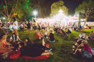 The Night Noodle Markets are a celebration of spring and Australia's Asian food culture.