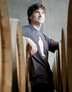 Giant Steps winemaker Steve Flamsteed.