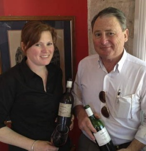 There are further reasons to celebrate with Sasha Robb assisting her father Neill in the winemaking.