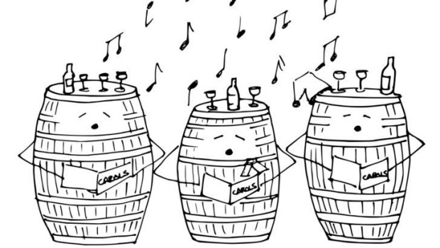 Four Winds will host Carols by Barrels on Saturday, December 7.
