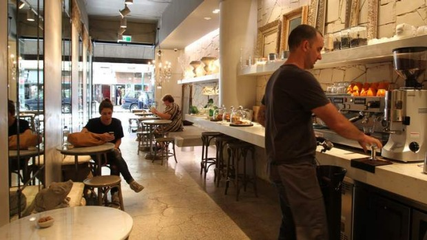 Closure: Potts Point cafe La Croix.