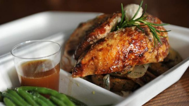 PM 24 will serve its last rotisserie chicken in January.