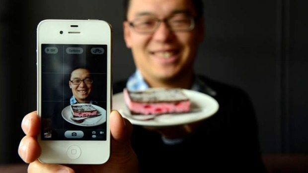 Food blogger Thanh Do of I Eat Therefore I Am.