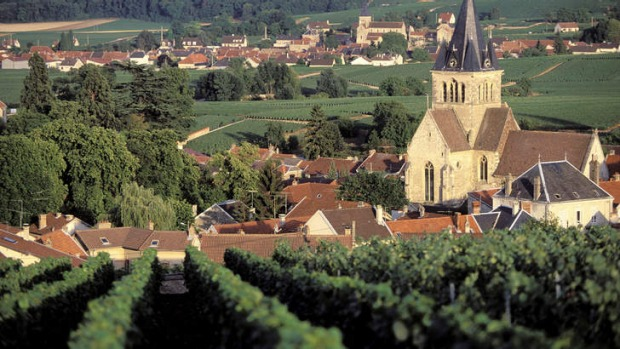 Magnifique: A trip that includes the Champagne region.