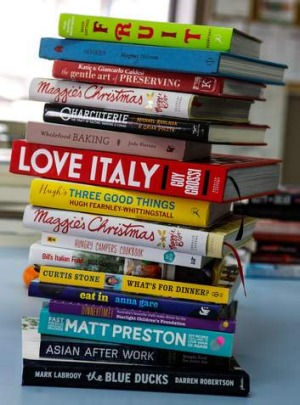 Get your spatulas ready: Cookbook suggestions for Christmas.