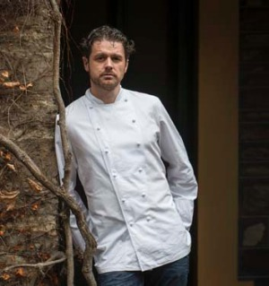 Orana's chef and owner Jock Zonfrillo.