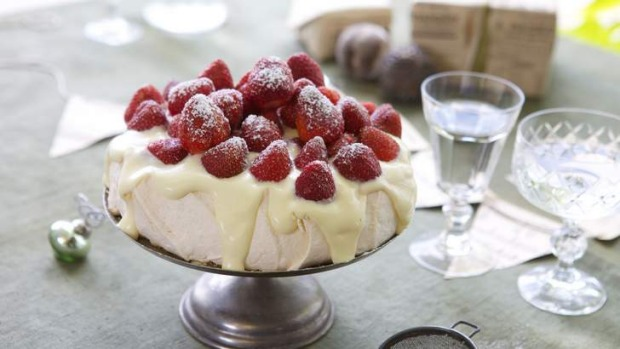 Plan your meal around your kitchen, advises Adam Liaw. His Christmas Day menu includes pavlova.