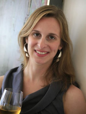 Just desserts: Aline Baly of Chateau Coutet.
