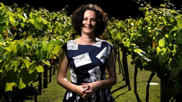 Grape tome: Julie McIntyre's book is a superb history of the evolution of wine in NSW.