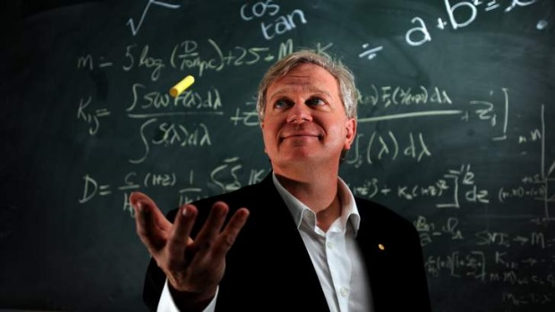Nobel laureate Brian Schmidt has joined the board of the Australian Wine Research Institute.