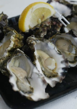 Oysters are an excellent source of minerals, especially zinc.