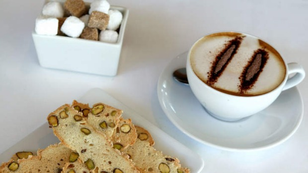 Treat milky coffees as a stand-alone snack, rather than a drink. Gradually reduce the amount of sugar you add.