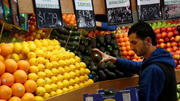 Victorian consumers are feeling the pinch of a haphazard summer in the price of lemons, avocados and stone fruit.
