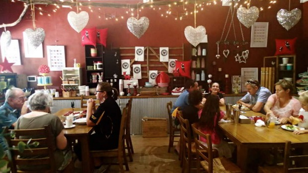 Hearty: Enjoy country fare, old-fashioned milkshakes and great baking.