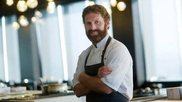 Head chef Cory Campbell is shaking things up at Vue de Monde.
