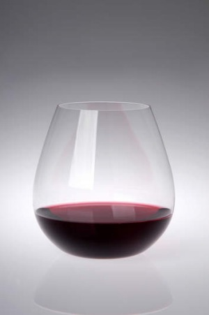 'There's still a place for stemless glasses, especially in the holiday season.'