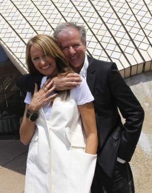 Sharon and Frank van Haandel will now focus on rebuilding their Melbourne restaurant.