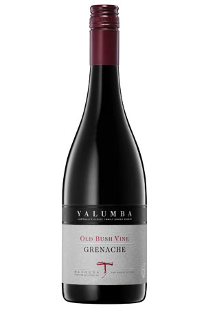 Yalumba Old Bush Vine Grenache 2012