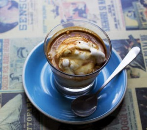 Affogato, Sample Coffee Roasters.