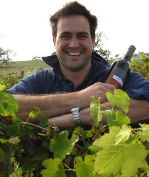 On form: Alex Retief is making fine Tumbarumba wines under the A.Retief label.