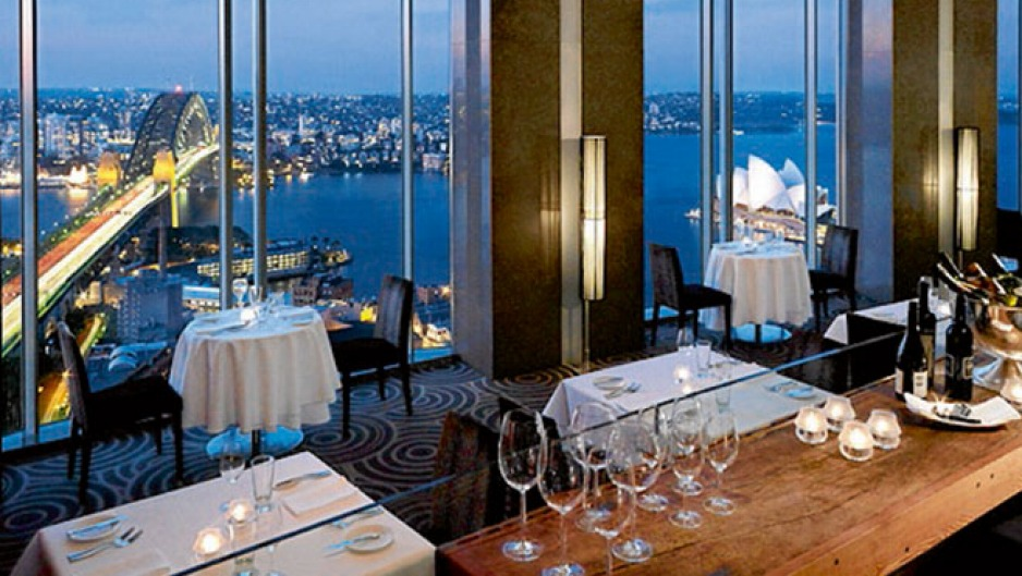 Who Accepts Amex >> Altitude Restaurant at Shangri-La Hotel