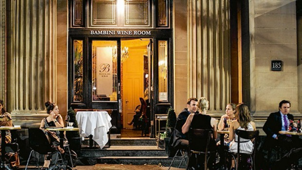 Who Accepts Amex >> Bambini Trust Sydney Review 2013   Good Food