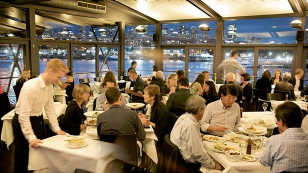 Blackwattle Bay Restaurant