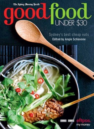 The Sydney Morning Herald Good Food U$30 guide.