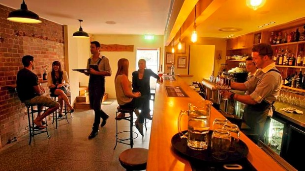 Inclusive feel: The Tippler is located on the site of the former Cafe Balzac