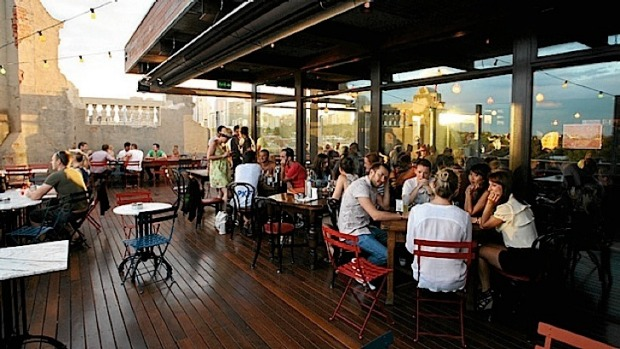 Naked In The Sky Fitzroy Review 2013 Good Food