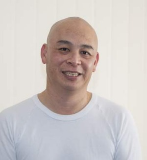 Gary Lum, who uses his blog to share his experiences with food, weight loss and travel.