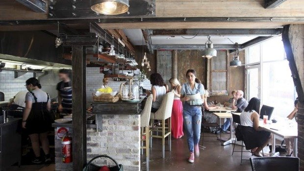 At Henri Marc, Sophia and Aaron Bernecki have opened the kind of place at which they like to eat.