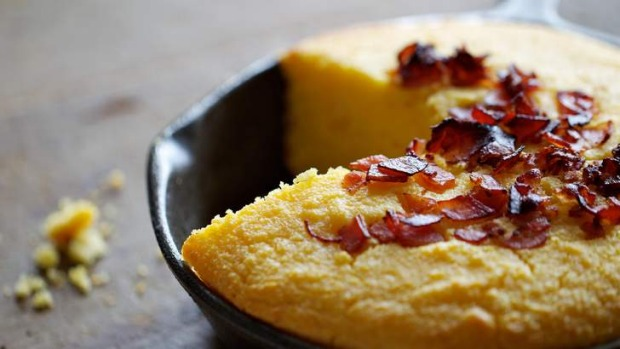 Take your brunch southern-style with this simple corn bread recipe.