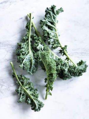 Hail kale: It's the new juicing star, but don't overcook it.